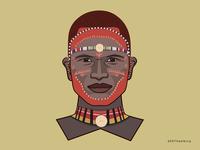 Avatar- Tribal Man