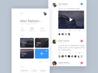 Share App ux ui