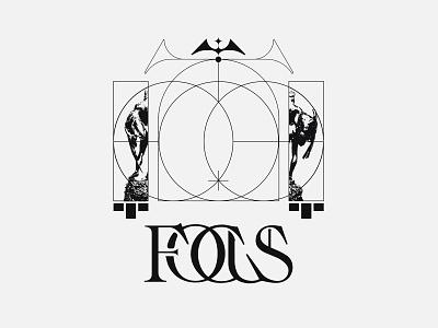 Focus uwabaki typography identity design typedesign branding typeface logo nfts logotypes logotype wordmark type typography cryptoart digitalart kenneth vanoverbeke typography nft kenneth vanoverbeke