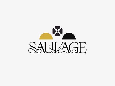 Sauvage lettering design font branding identity branding identity wordmark logodesign logotype logos logo typography logo typo type art typeface typedesign typography type kenneth vanoverbeke typography kenneth vanoverbeke