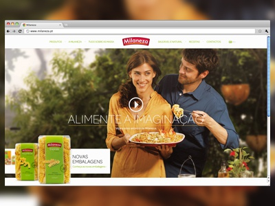 Homepage Milaneza