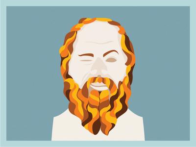 Socrates Beard