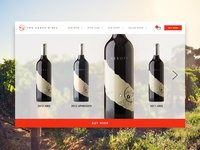 Two Hands Wines Website