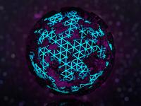 3D Globe Structure