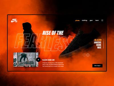 NikeSB Hero Concept