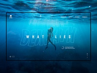 What Lies Beneath - Header Concept