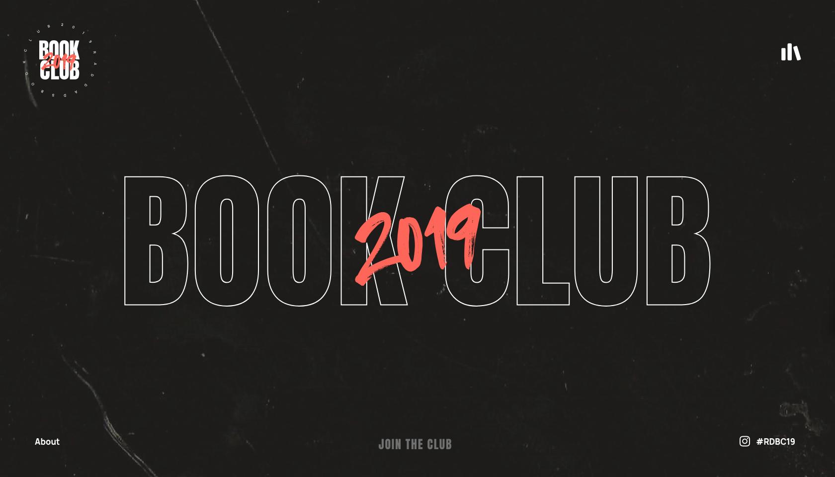 Bookclub intro