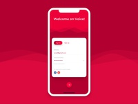 Daily UI 01 - Sign up