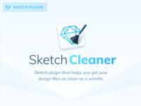 SketchCleaner - Sketch Plugin