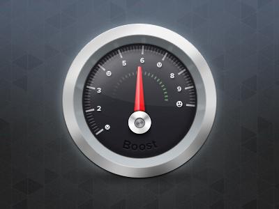 Dribbble boost icon 256