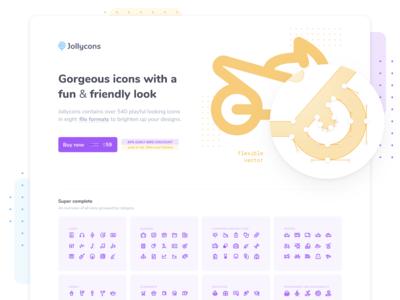 New Jollycons website