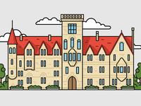 British style university №1
