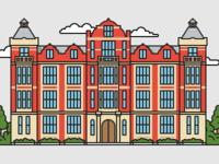 British style university №14