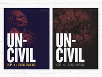 Uncivil Posters