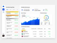 Fund Tracking Dashboard