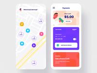 Glow App UI Kit III