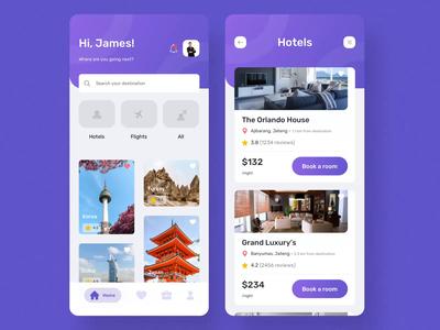 Travo Apps - UI KIT I