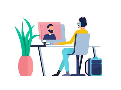 Teamwork & Startup Illustrations IV