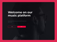Music Platform Walkthroughs