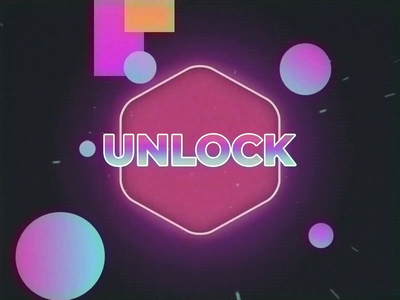 UI8 Unlimited Pass retrowave retro motiongraphics design motion-design after-effects ui8 motion animation