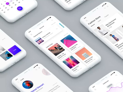 UI Kits Templates