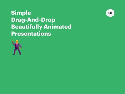 Animated Mockup System V ae source ux ui ui8 after-effects motion animation presentation template drag and drop minimal mobile mockups system mockups animated mockup