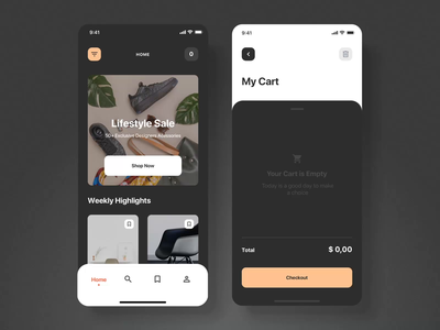 Storefront iOS UI Kit I
