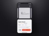 Storefront iOS UI Kit IV