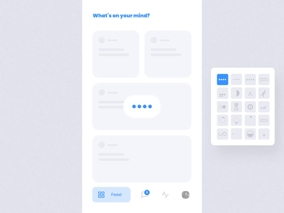 Loaders. Vol3. Choice svg loaders iphone mobile motiongraphics ux ui motion-design ui8 after-effects motion animation