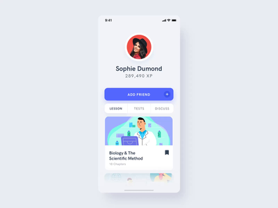 Estudio Mobile App UI Kit III