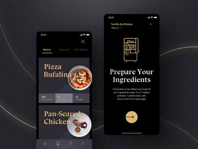 Sheek Food iOS UI Kit I