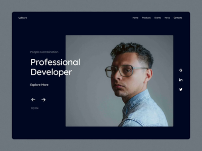 UxStore Templates I templates ux ui design motion-design ui8 after-effects motion animation