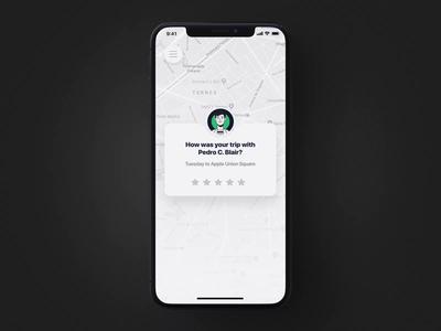 Rido App UI Kit II