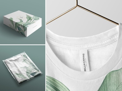 ✨ NEW! Styline – Fashion and Apparel Mockups textile bundle freebie free download hanger box showcase stationery shopping fabric clothes bags labels packaging templates fashion mockup branding apparel