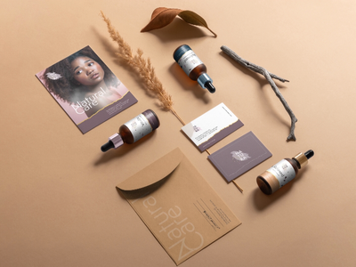 Natura – Cosmetics Branding Mockups branding mockup portfolio brand freebie bottle business card presentation identity showcase mockupcloud stationery healthcare beauty packaging cosmetics download template psd mockup branding