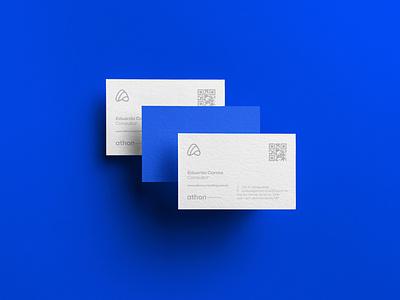 Athon Brand Identity brochure typography branding mockup portfolio brand letterhead freebie free business card presentation identity logo showcase mockupcloud stationery download template psd mockup branding