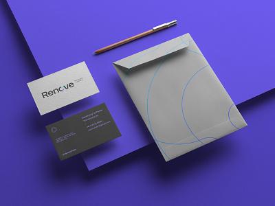 Renove | Brand Identity mockupcloud logo illustration design identity showcase brand psd branding template mockup