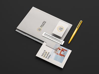 Galpão de Ideias Brand Identity mockupcloud graphic design logo illustration design identity showcase brand psd branding template mockup