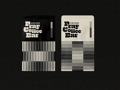 PCB Seoul | Visual Identity mockupcloud packaging coffee graphic design logo illustration design identity showcase brand psd branding template mockup