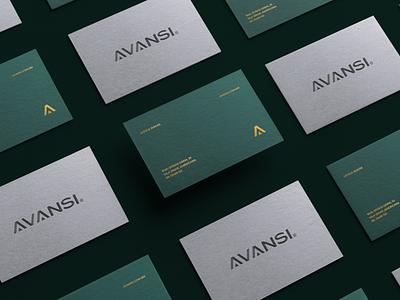 Avansi Brand Identity mockupcloud graphic design logo illustration design identity showcase brand psd branding template mockup
