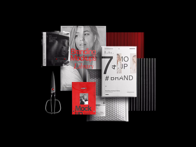 🔥 Branding Mockups Library envelope freebie free download letterhead mockupcloud stationery logo illustration design identity showcase brand psd branding template mockup