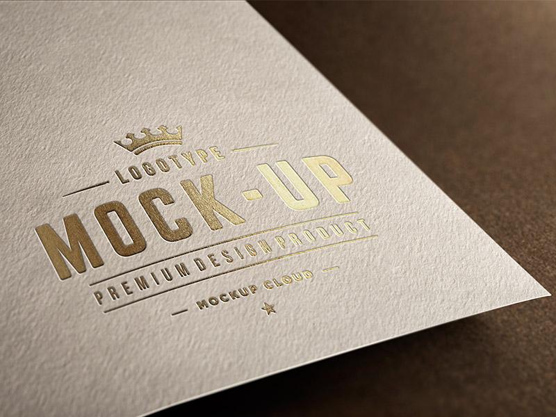 Logo Mock-Up Set mock-up mockup texture showcase realistic logo mockup psd presentation presentation paper logo template logo mockup logo mock-up logo display