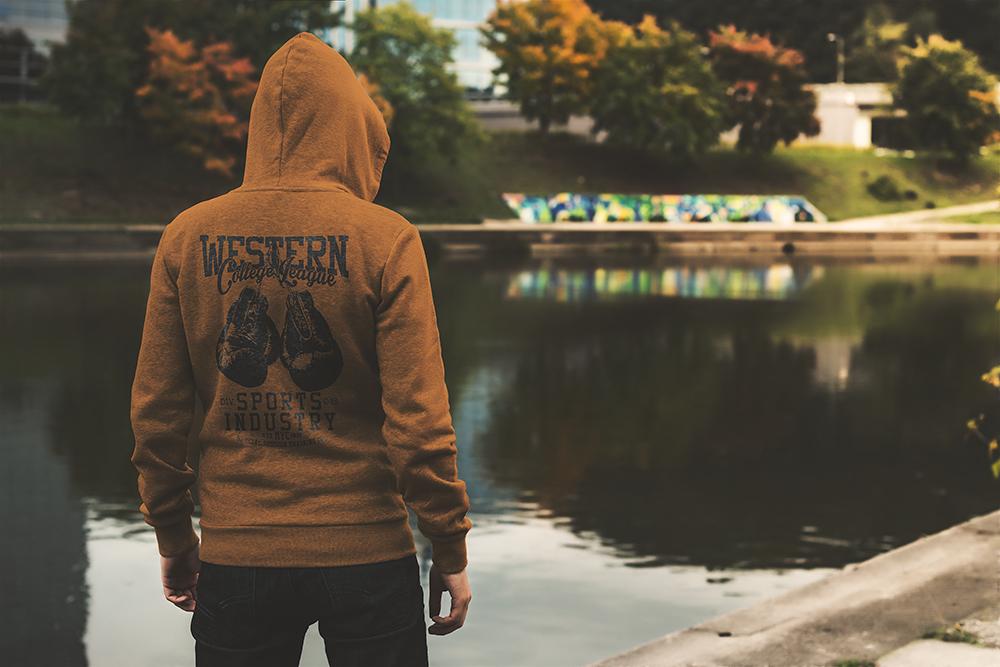 06 hoodie street mockup