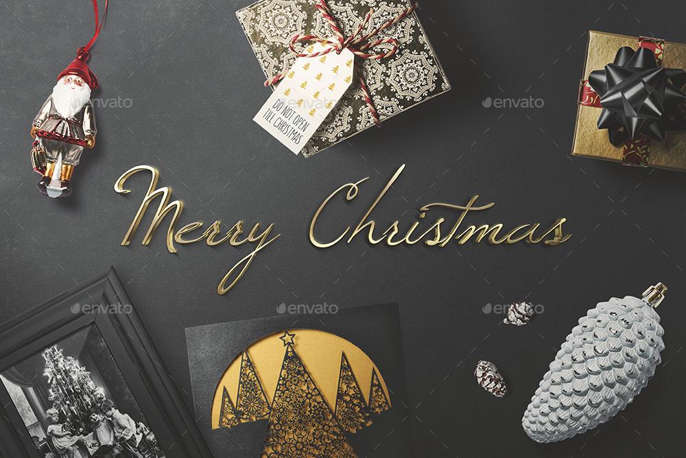 09 christmas mockup