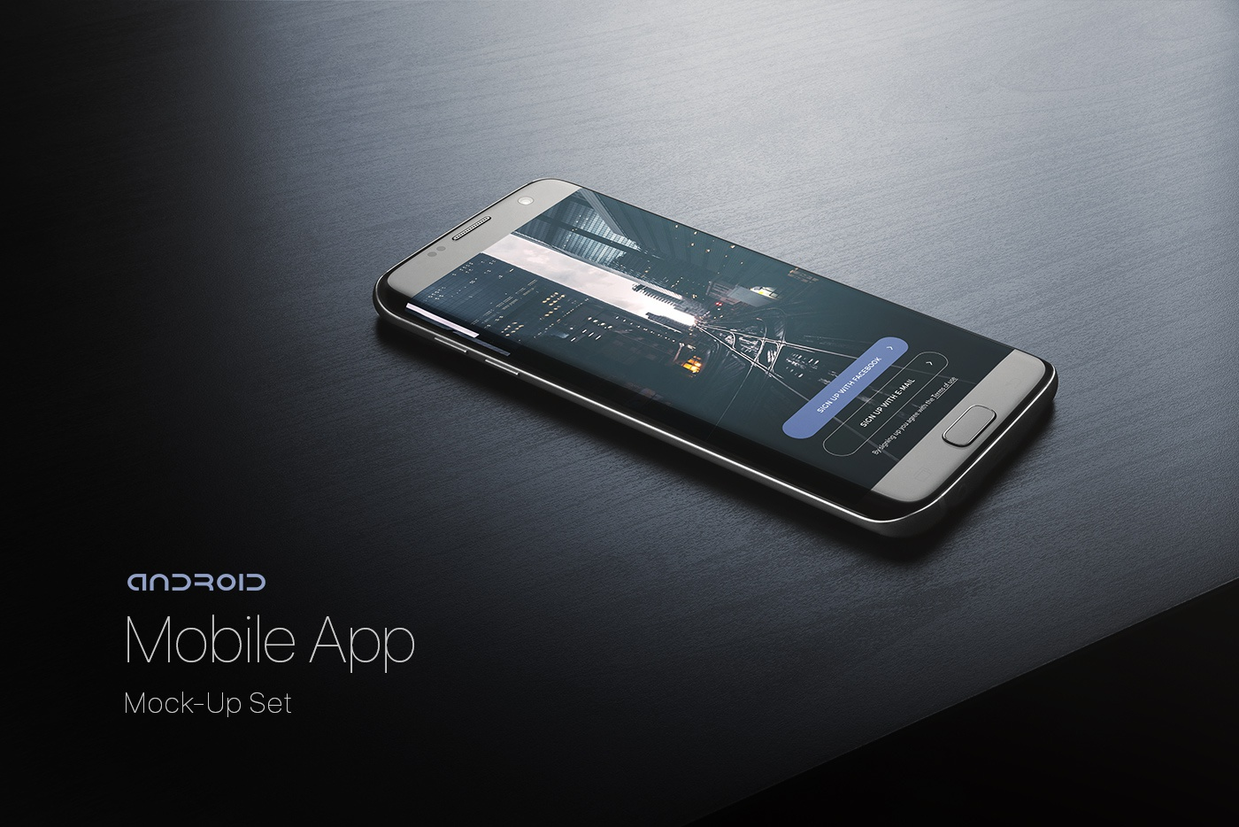 06 android phone mockup