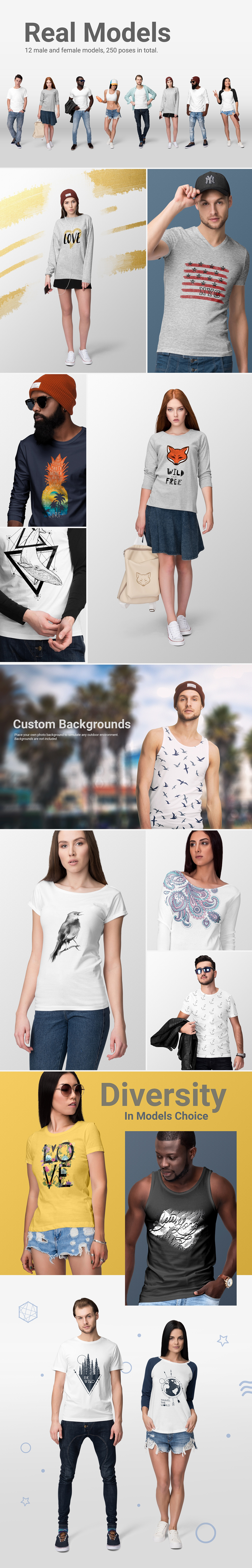 03 ultimate apparel mockup collection