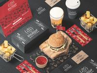 🍔 Gastropub Branding Mockup