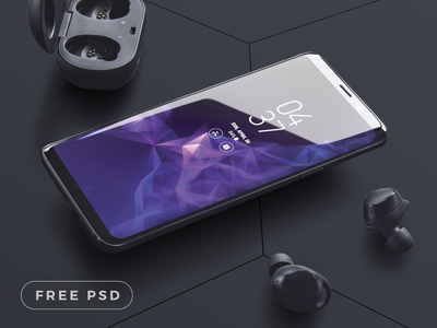 📱 Free Android Smartphone Mockup