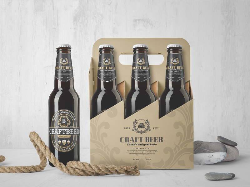 Packaging Mockup Collection By Mockup Cloud Dribbble
