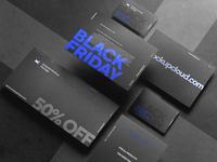 🔥 Black Friday Sale on all mockups